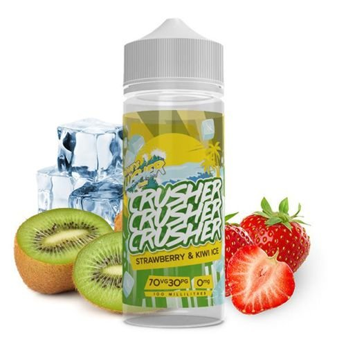 Crusher Strawberry Kiwi Ice 100 ml