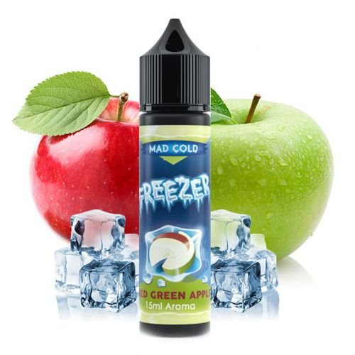 Freezer Red Green Apple Aroma 12ml