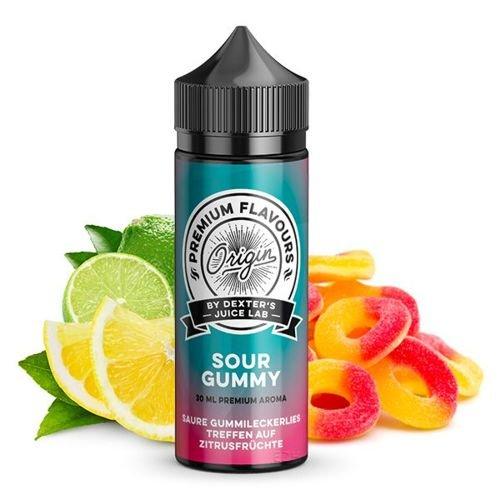 Dexter´s Juice Lab Origin Sour Gummy Aroma