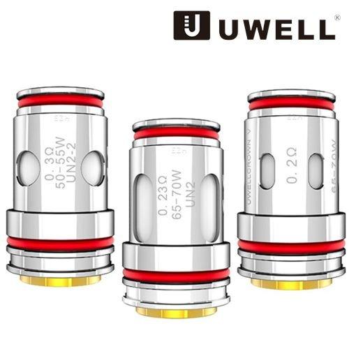 Uwell Crown 5 Coils Verdampferköpfe
