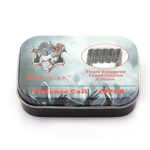 Demon Killer Staple Staggered Fused Clapton Violence Coil