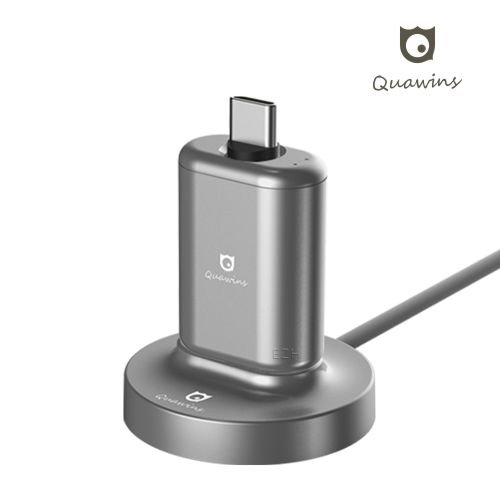 Quawins Vstick Pro Ladestation + Powerbank