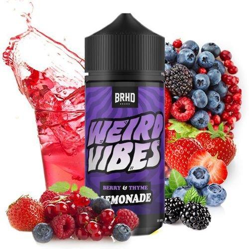Weird Vibes Berry & Thyme Lemonade by BRHD