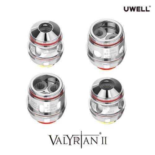 Uwell Valyrian 2 Coils Verdampferköpfe