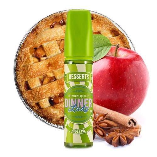 Dinner Lady DESSERTS Apple Pie Longfill Aroma
