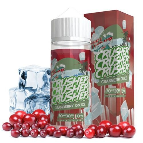 Crusher Cranberry on Ice 100 ml
