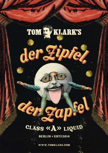 Tom Klark der Zipfel der Zapfel 50ml Liquid