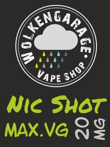 Cloud NicShot 10ml 100VG 20mg