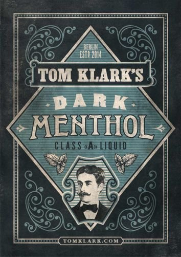 Tom Klark Dark Menthol 50ml Liquid