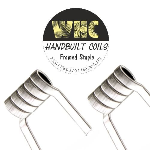 WHC Handmade Coils Framed Staple