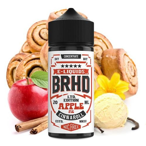BRHD Apple Pie Cinnaroll Aroma