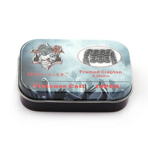 Demon Killer Framed Clapton Violence Coil