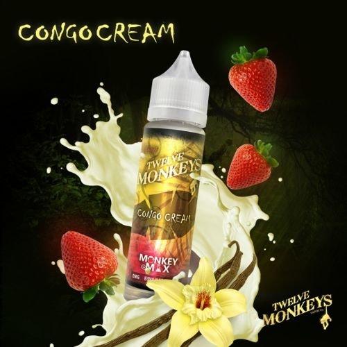 Twelve Monkeys Congo Cream 50ml Liquid