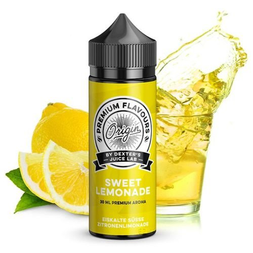Dexter´s Juice Lab Origin Sweet Lemonade Aroma