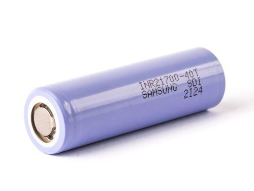 Samsung 21700 40T 4000mAh 35A Li-Ionen-Akku
