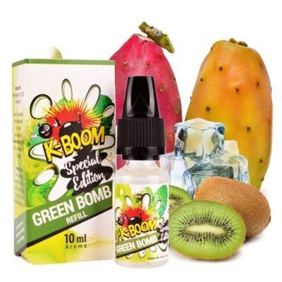 K-Boom Green Bomb Original Refill Aroma
