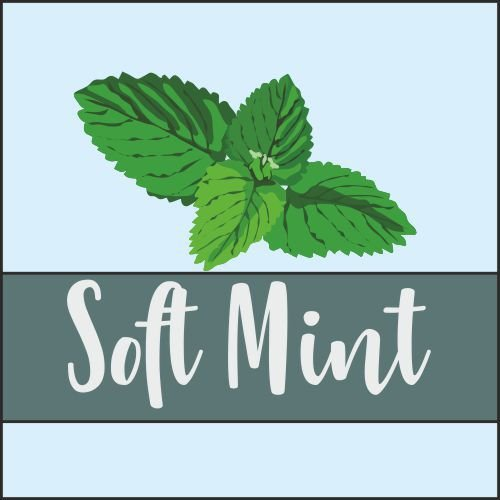 Wolkengarage Aroma Soft Mint 10ml
