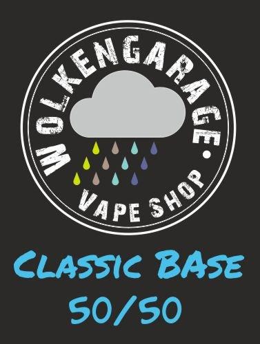 Wolkengarage Classic Base 100ml 50VG/PG50 ohne Nikotin