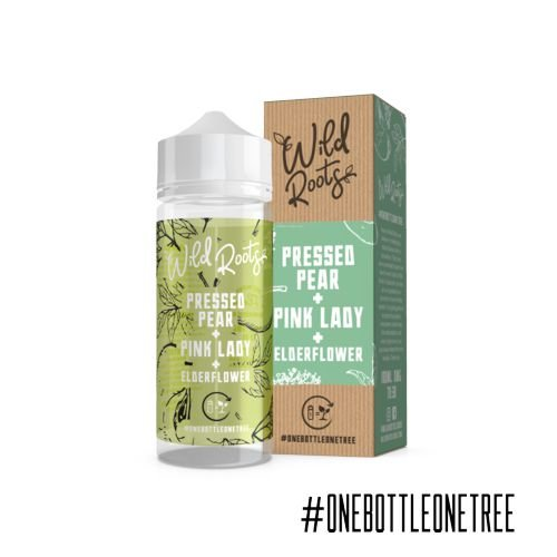 Wild Roots Pressed Pear Liquid
