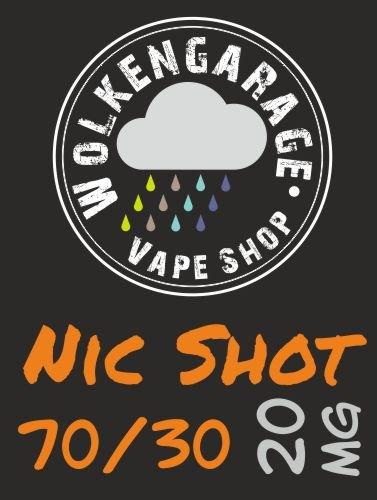 Tasty NicShot 10ml 70VG/30PG 20mg