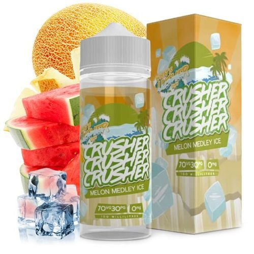 Crusher Melon Medley Ice 100 ml