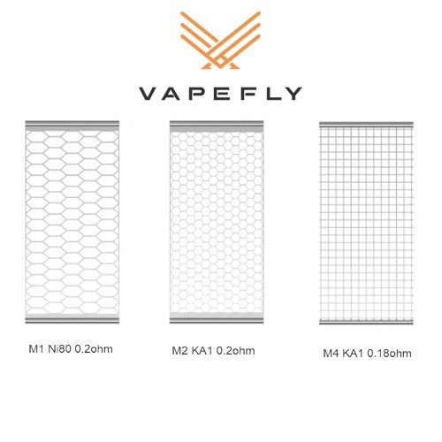 Vapefly meshed Wire