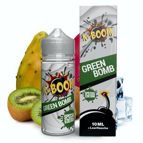 K-Boom Green Bomb longfill Aroma