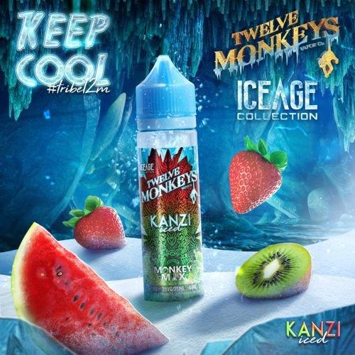 Twelve Monkeys Kanzi Iced
