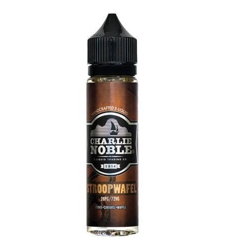 Charlie Noble Stroopwafel 50ml Liquid