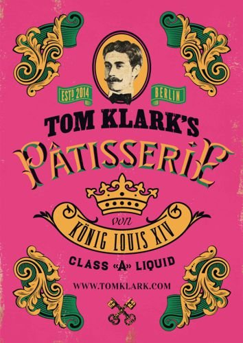 Tom Klark Patisserie 50ml Liquid