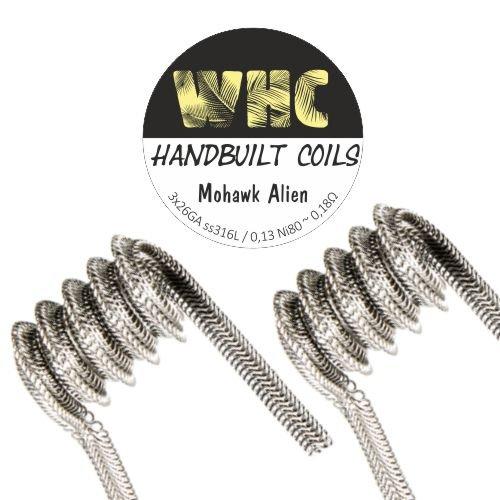 WHC Handmade Coils Mohawk