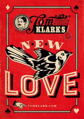 Tom Klark Love 50ml Liquid
