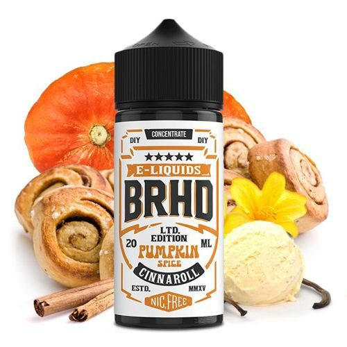 BRHD Pumpkin Spice Cinnaroll Aroma